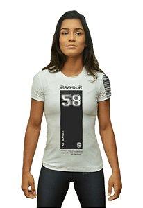 Camiseta - 58 - Branca
