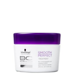 Schwarzkopf Professional BC Bonacure Smooth Perfect Treatment - Máscara 200ml