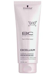 Schwarzkopf Professional BC Excellium Beautifying - Shampoo 200ml