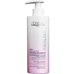L'Oréal Professionnel Liss Unlimited  Cleansing - Condicionador Co-Wash 400ml