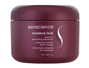 Senscience Moisture Lock Leave-In Smoothing Tratament - Tratamento - 150ml