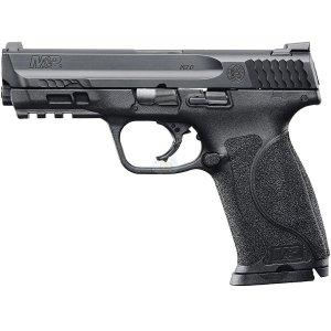 Pistola Smith & Wesson M&P9 M 2.0 LE Cal. 9mm Oxidada 17 Tiros