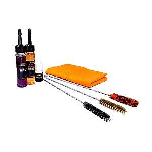 Kit Essencial de Limpeza - Shotgun