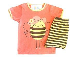 Pijama Curto Bee Fabulous