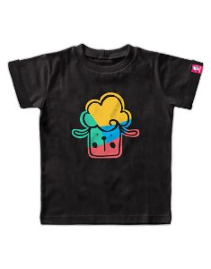 Camiseta Baby Beh Color