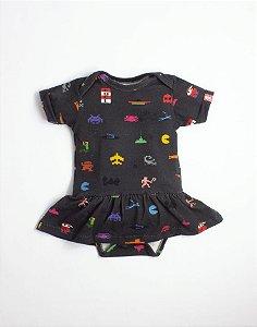 Body Vestido Atari
