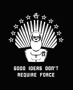 Good ideas don't require force - Masculina