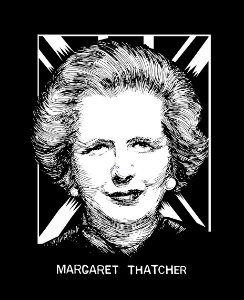 Margaret Thatcher - Feminina