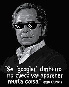 Paulo Guedes - Se 'googlar' - Feminina