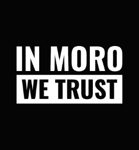 In Moro we trust - Masculina