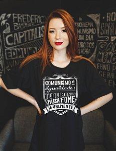 Comunismo é igualdade - Masculina