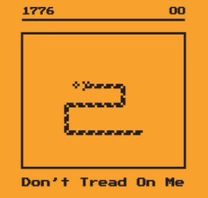 Mouse Pad - Don't Tread On Me