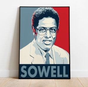 Pôster Thomas Sowell