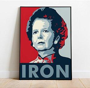 Pôster Margaret Thatcher