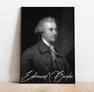 Pôster Edmund Burke