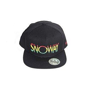 Boné Snoway Reggae