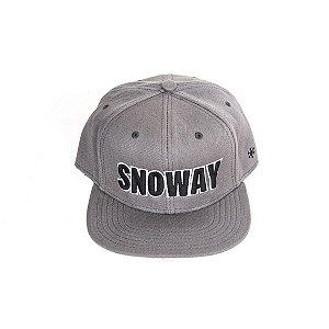 Boné Snoway Escrito