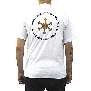 Camiseta Snoway Degrade
