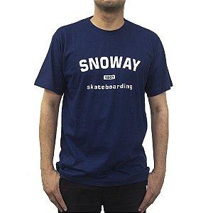 Camiseta Snoway Classic