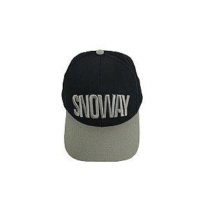 Boné Snoway Logo