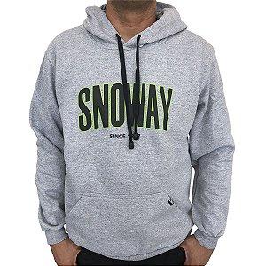 Moletom Snoway Logo