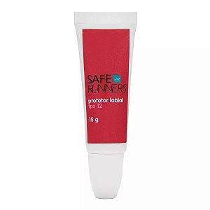 Protetor Labial FPS 12 para Atletas Safe Runners - 15g