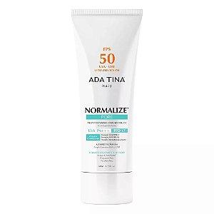 Protetor Solar Ada Tina Normalize Pore FPS 50 - 50mL