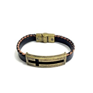 Pulseira Masculina CHESS - Icon Brown