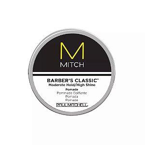 Pomada Modeladora Mitch Barber's Classic - 85g