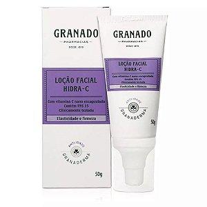 Loção Facial Hidra-C Granado - 50g