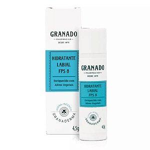 Hidratante Labial FPS 8 Granado - 4,5g