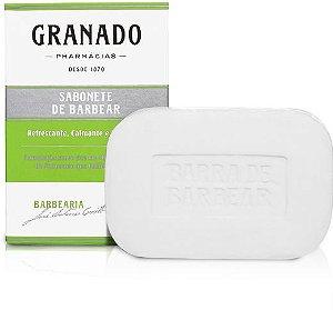 Sabonete de Barbear Efeito Refrescante Granado - 80g