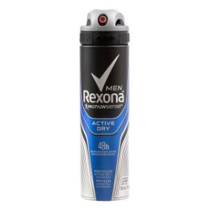 Antitranspirante Rexona Motionsense Active Dry  48h- 150 mL