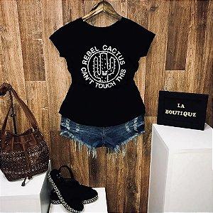 T-shirt Rebel Cactus