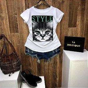 T-shirt Style Cat