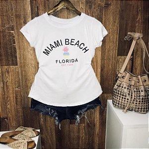 T-shirt Miami Beach