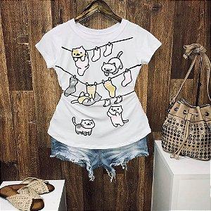 T-shirt Cute Cats