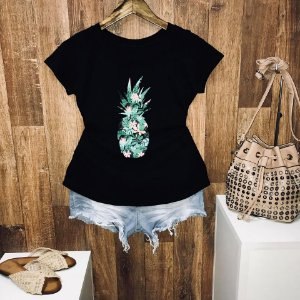 T-shirt Abacaxi Style