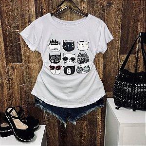 T-shirt All Cats
