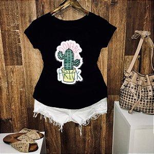 T-shirt Cactus Dont Be a Prick