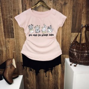 T-shirt Plante Amor