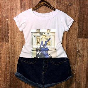 T-shirt  Girl In Milano