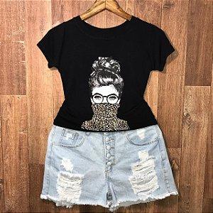 T-shirt Girl Scarf