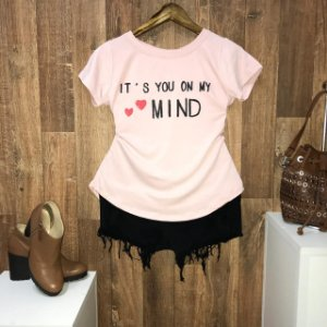 T-shirt It's You On My Mind