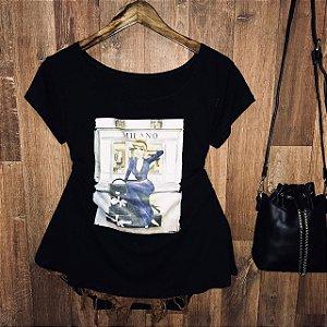 T-shirt Plus Size Milano