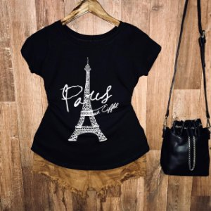 T-shirt Torre Eiffel Paris