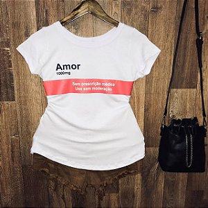 T-shirt Amor 1000mg
