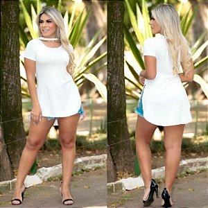 Blusa Feminina Shocker Sobre Legging Longa Black