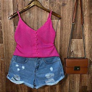 Blusa Alcinha Colors Pink