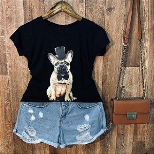 T-shirt Dog Estiloso